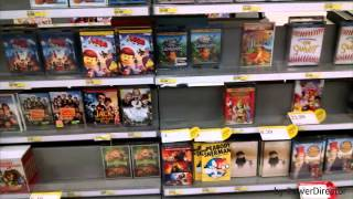 Lost Video Found 2: DVD Hunting at Target (1-16-15)