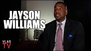 Jayson Williams Had to Live in Hotel After Prison, Couldn't Rent as a Felon (Part 12)