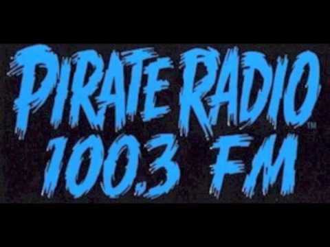 KQLZ PIRATE RADIO LOS ANGELES SIGNS ON - SCOTT SHANNON