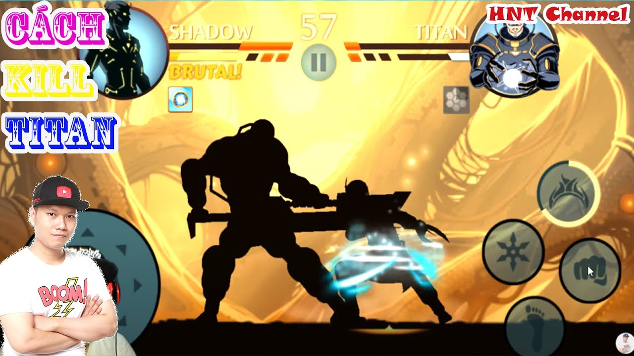 Shadow fight 2 HNT Chơi game shadow fight Bình luận vui how to download and gameplay beta # 37