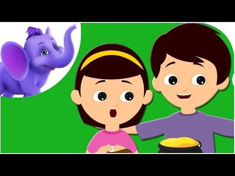 Hiccup, Hiccup - Nursery Rhyme with Karaoke