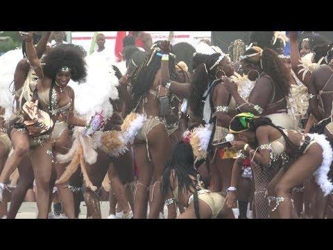 Saldenah Mas-K Club - Toronto Caribbean Carnival (Caribana) Parade 2019