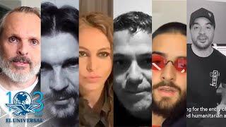 Artistas invitan a apoyar el megaconcierto Venezuela Aid Live