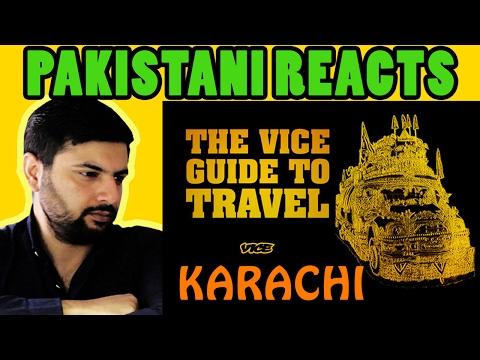 Pakistani Reacts to Vice Guide to Karachi: Pakistan's Most Dangerous City | Part 2