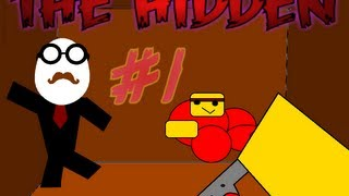 Roblox The Hidden [Episode 1] The Cuddle Club