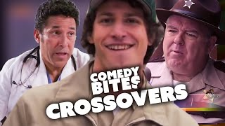 Comedy Crossovers | Comedy Bites