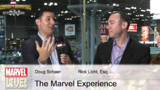 Doug Schaer and Rick Licht Talk the Marvel Experience on Marvel LIVE! at NYCC 2014