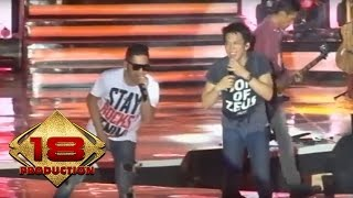 KONSER ~ NOAH Feat Richi Five Minutes - Khayalan Tingkat Tinggi @Live Bekasi 20 Januari 2013