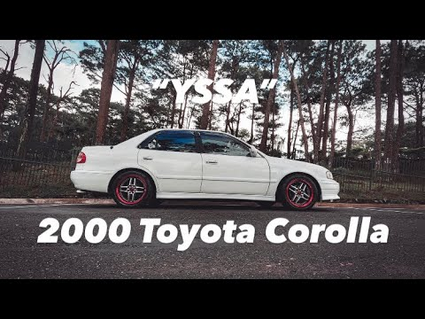 Buying Toyota Corolla Ae111 Conversion Parts / Tito Gary B