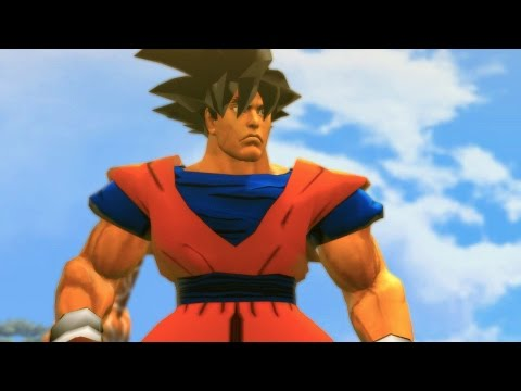 Ultra Street Fighter 4 - Goku Costume Skin Mod Arcade Ladder Gameplay Playthrough |