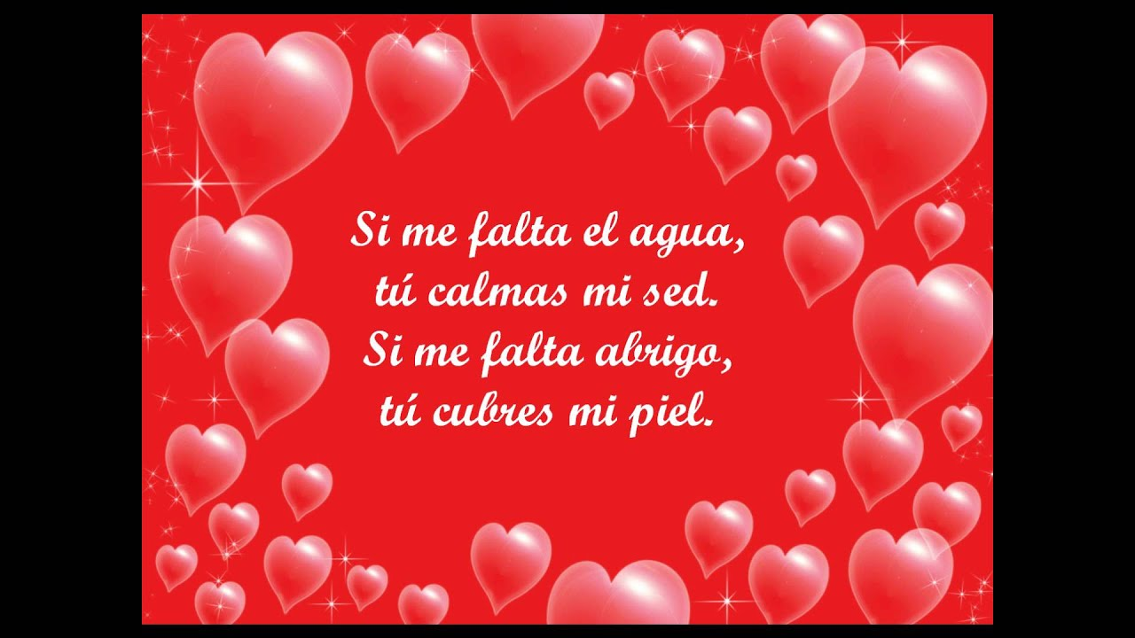 Poemas Para Cunhadas Amor E Poesias: Poema De Amor Para El 14 Febrero. Dedicatoria