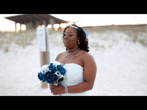 Gulf Shores, AL | TiYawna + Bo Ellis | Beach Wedding
