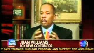 "Juan Williams gets ""nervous"" around Muslims on airplanes"