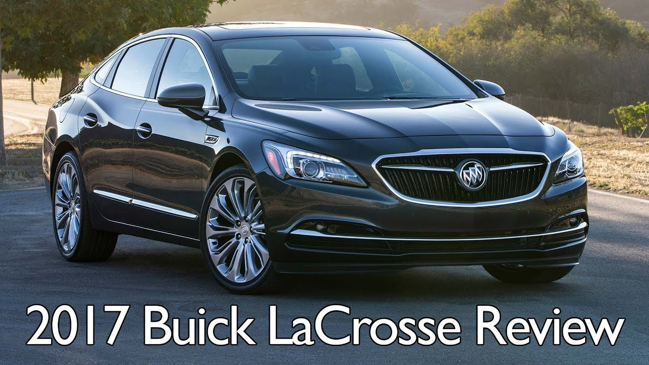 2017 buick lacrosse review youtube. Black Bedroom Furniture Sets. Home Design Ideas