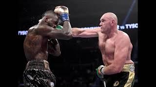 Tyson Fury defeats Deontay Wilder! DRAMATIC POST FIGHT VIDEO!