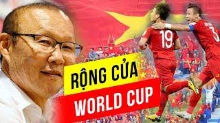 🔥Việt Nam rộng cửa World Cup, thầy Park có tung chiêu mới với UAE