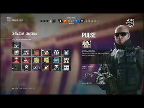 Tom Clancy%27s Rainbow Six Siege multiplayer part 1