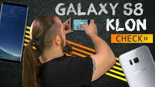 100€ Samsung Galaxy S8 📱 1:1 Klon/Fake 📱 Goophone S8 [Unboxing, German, Deutsch]