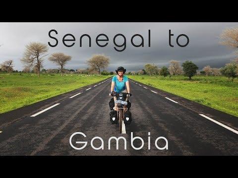 Cycling Senegal to Gambia