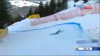 Alpine Skiing crashes compilation part 1