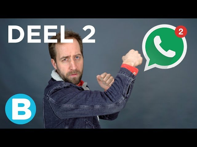 Dit moet ook beter in WhatsApp: jullie beste suggesties 👍