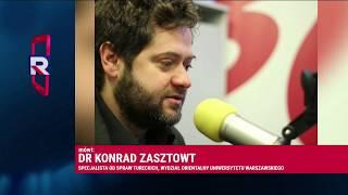 DR KONRAD  ZASZTOWT (UW) - SYTUACJA KURDÓW W SYRII