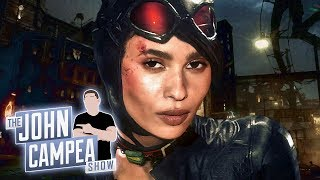 New Batman Has A New Catwoman In Zoe Kravitz - The John Campea Show