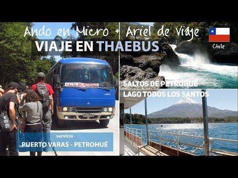 Ando en Micro | Viaje Puerto Varas - Saltos de Petrohué - Lago Todos los Santos, Mitsubishi Fuso