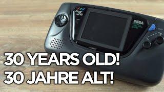 Ich bringe einen 30 Jaнre alten Sega Game Gear zurück ins Leben