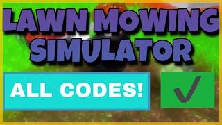 Lawn Mowing Simulator Roblox Codes For Bird Mount Preuzmi