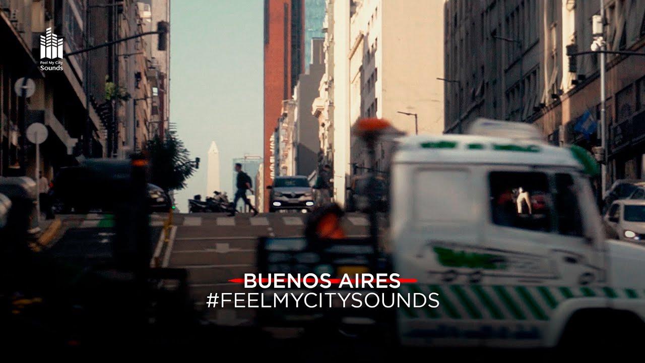 Buenos Aires 2021   #FeelMyCitySounds   @Davidpacheco___ @Santo