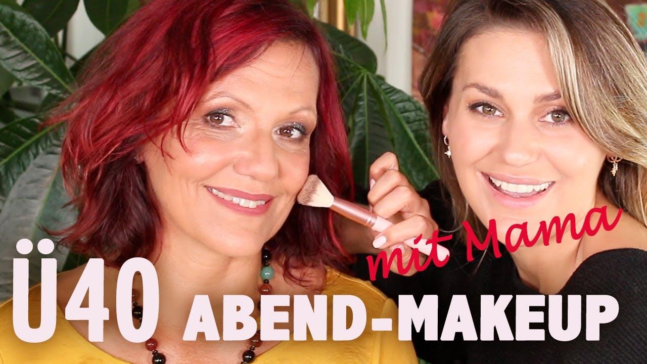 Ü40 Abend-Makeup & Pflege   Vicky Lash