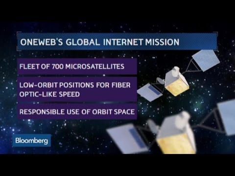 OneWeb's Mission to Start a Global Satellite Web Network
