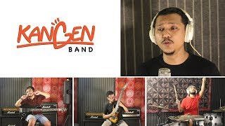 Kangen Band Terbang Bersamaku METAL Cover by Sanca Records