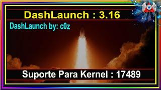 DashLaunch 3.16 -(578) | kernel 17489 | Download e Instalação | RGH