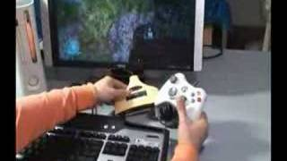 XFPS Sniper 3.0 Plus Mapping Analog Stick to Keyboard