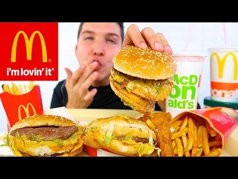 McDonald's • MUKBANG