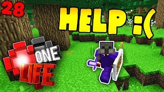 STUCK 18,000 BLOCKS FROM HOME  - Minecraft One Life SMP EP28
