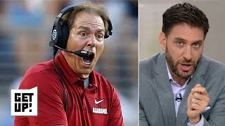 The new college football overtime system is 'stupidity' - Mike Greenberg | Get Up!