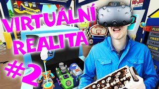 VIRTUÁLNÍ REALITA #2: House automechanik!? | HouseBox