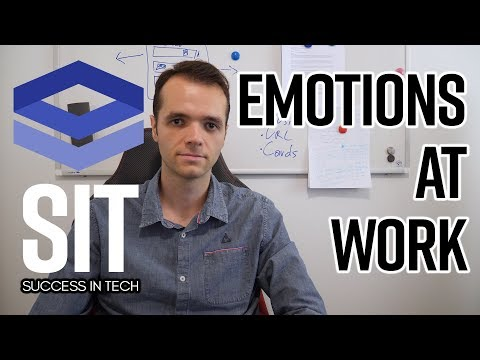 Emotions at work and in tech jobs | software development | [Beyond the interview]