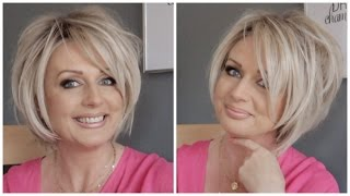 "Video Raquel Welch ""Straight Up With a Twist"" Wig in Shaded Biscuit RL19/23SS download MP3, 3GP, MP4, WEBM, AVI, FLV Mei 2018"