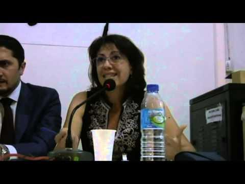 Conferencia del Profesor de la Universidad Complutense de Madrid Angeles Diez