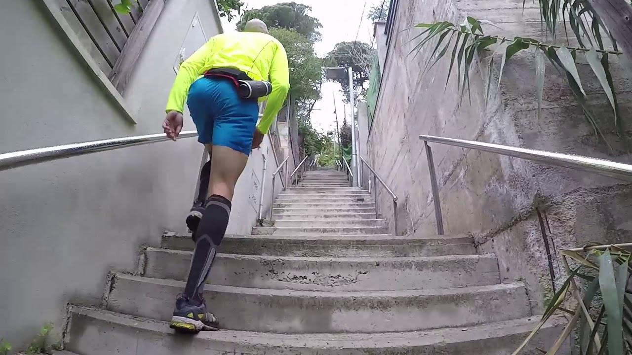 escaleras de la font del mont youtube
