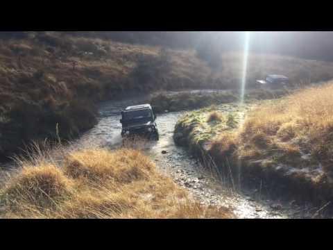 Mid Wales November 2016 - Strata Florida and Brechfa Forest