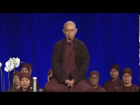 Thich Nhat Hanh - Google talk Mindfulness