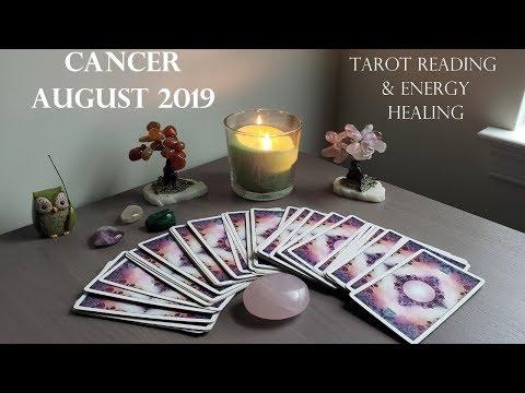 Repeat CANCER July 2019 Tarot reading forecast by Roshan Sylvia