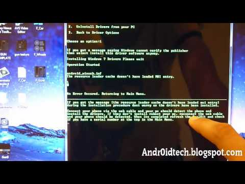 How to Get / Install Correct Driver For Galaxy Nexus [GSM/Verizon/Sprint] [Windows]