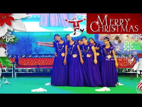 Latest 2018 Christmas song || Rock n Roll || Sharon Children Ministry ||