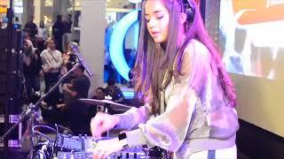 DJ AVRIL at DJARUM SUPER SOCCER
